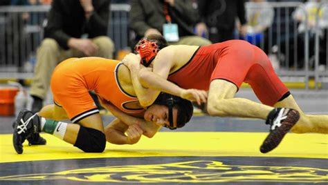 section iii wrestling section iii division i wrestling seeds for saturday