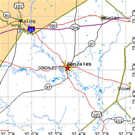 map of gonzales texas gonzales tx pictures posters news and on your pursuit hobbies interests and worries