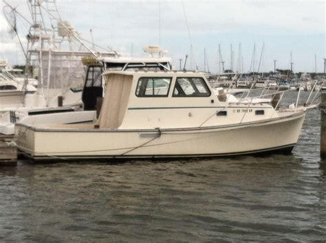 fishing boat gets run over 26 ft general marine for sale the hull truth boating