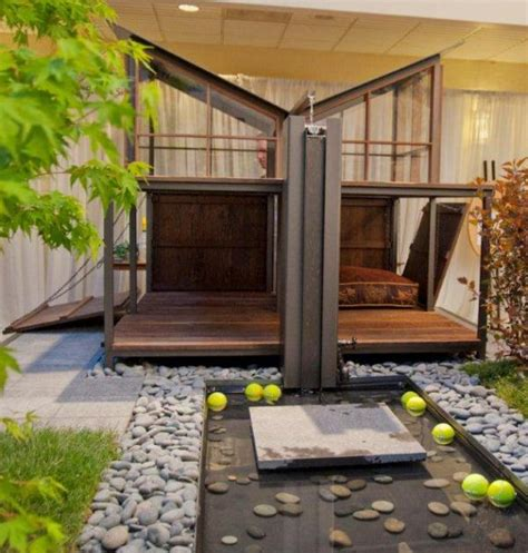 real dog house barkitecture luxury dog houses sotheby s international realty blog