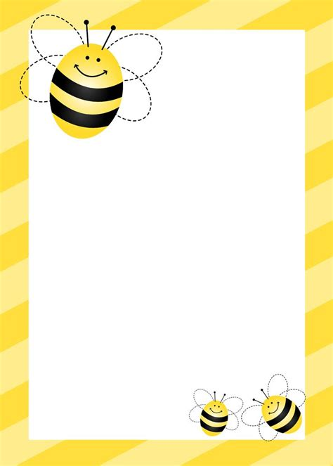 honey bee template bumblebee themed birthday with free printables
