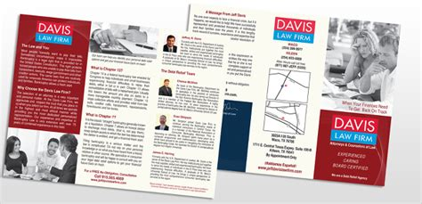 Free Word Templates For Brochures