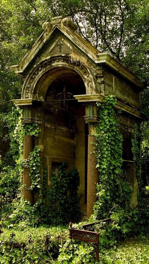 gothic ruins travel photography overgrownaesthetic
