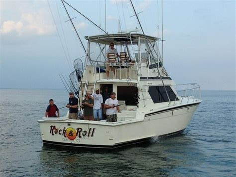 boat photos ct fishing charters - Fishing Boat Charter Ct