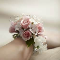 pink corsage corsages