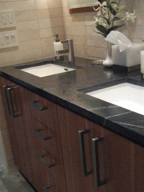modern bathroom countertops choosing bathroom countertops hgtv