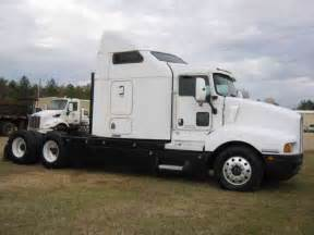 Kenworth Sleeper Mattress by Kenworth 2005 Sleeper Semi Trucks