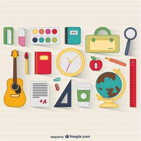 Imagenes Escolares En Vectores | vectores de 250 ltiles escolares descargar vectores gratis