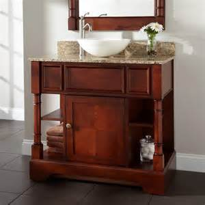 bathroom vanities with vessel sinks