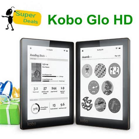 format ebook kobo glo hd ereader kobo chinese goods catalog chinaprices net