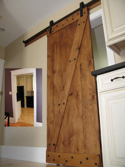 how to build barn door designing building and installing an interior barn door