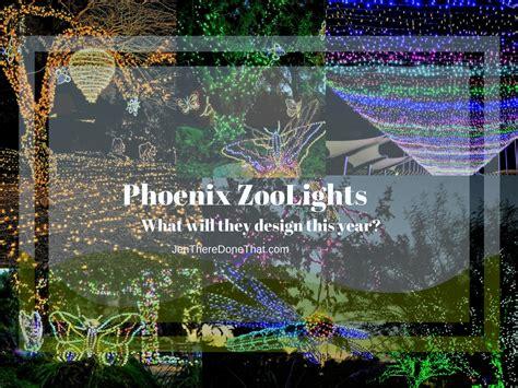 Phoenix Zoolights 2016 Jen There Done That