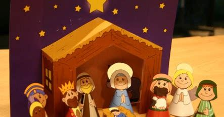 nativity printable playset his heart of compassion printable nativity playsets and