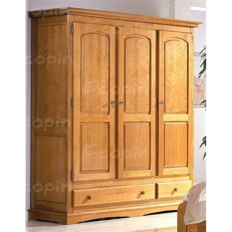 Three And An Armoire by Armoire 3 Portes En Pin Quot Rea 3 Quot Ecopin Meubles En Pin