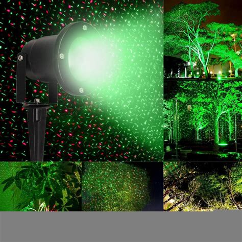 Firefly Landscape Lighting Waterproof Outdoor Garden Landscape Lighting Rgb Laser Stage Light L Flying Firefly Light