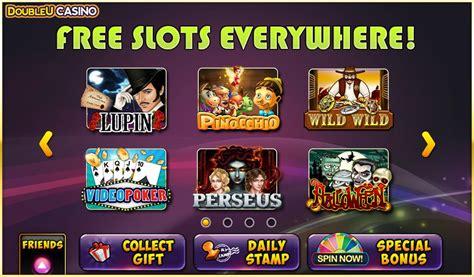 double u casino fan doubleu casino slot freebies