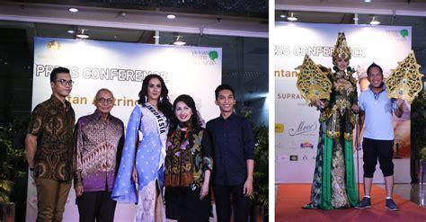 film putri indonesia 2016 para desainer ini akan mempercantik tilan putri