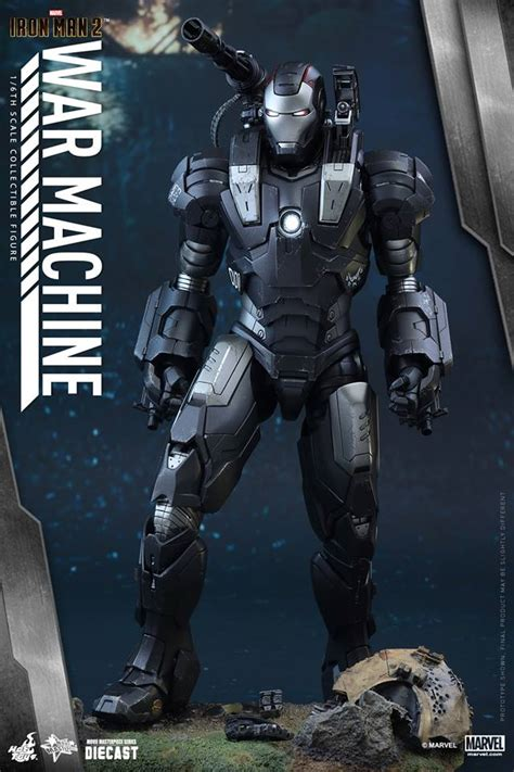 iron 2 war machine diecast figure by toys the toyark news