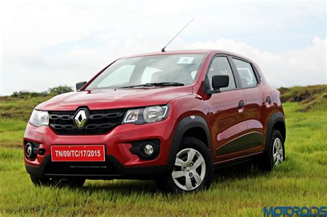renault cost renault kwid launched introductory prices start from inr