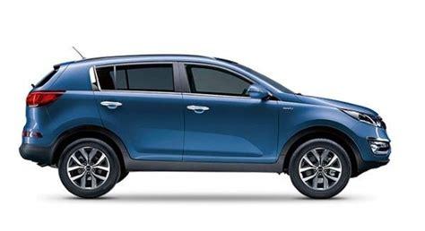 Kia Sportage Space Blue Kia Sportage Colour Guide 2014 Carwow