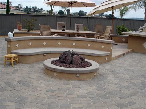 outdoor gas pits designs outdoor pit designs for warm evenings pit
