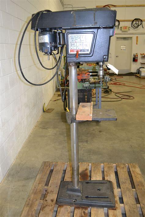 Sears Floor Repair by Sears Craftsman 113 21310 15 1 2 Quot Floor Model Drill