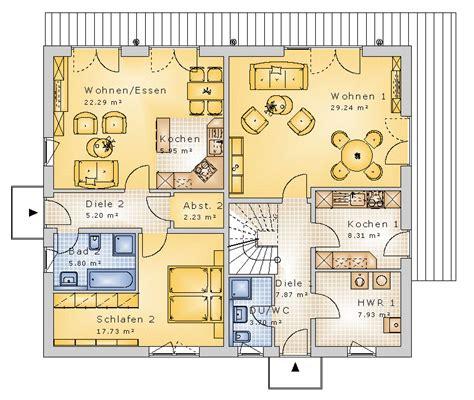 2 wohnungen in einem haus doppelh 228 user mehrfamilienh 228 user massivhaus
