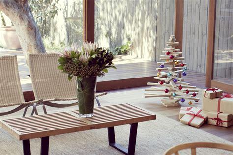 beautiful eco friendly christmas tree home designing