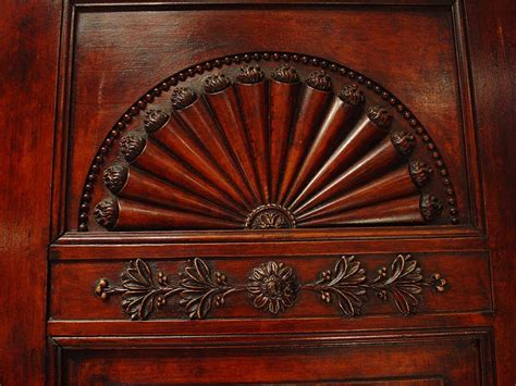 armoire anglaise georges iii vers 1780 xviiie si 232 cle