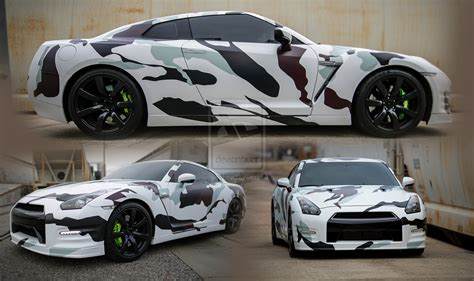 camo wrapped cars camouflage vinyl wrap kits cars one love