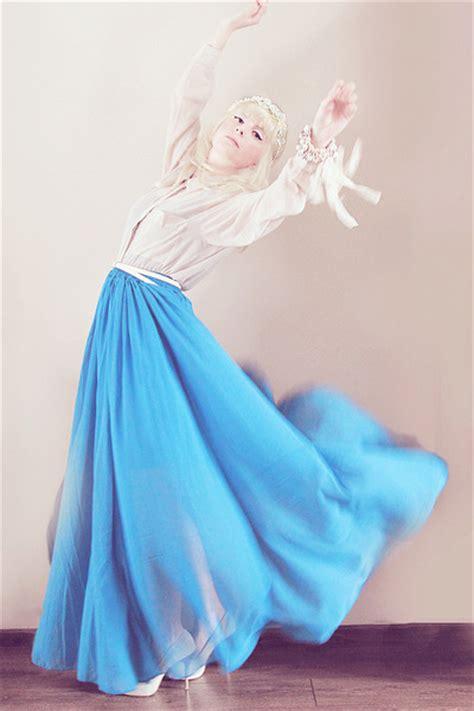 light blue chiffon skirt light blue chiffon maxi skirt dress