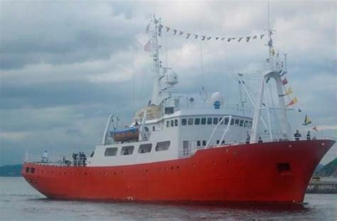 norwegian fishing boat engine 54 25m offshore support vessel sold welcome to