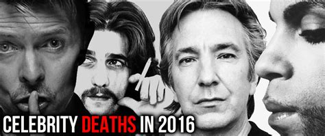 famous deaths 2016 wikipedia 2016 deaths of famous