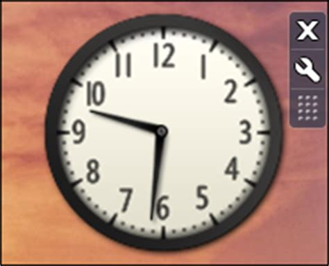 clock gadget themes windows 7 can i add a clock to my windows 7 desktop ask dave taylor