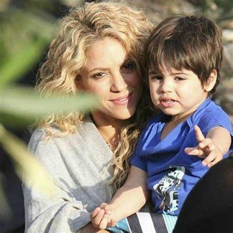 Shakira Y Sus Hijos Fotos Biografia | shakira mis hijos son mitad barranquilleros y mitad