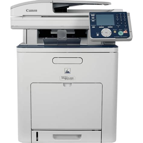 canon color printer canon mf8450c color laser printer 120vac 2233b001 b h photo