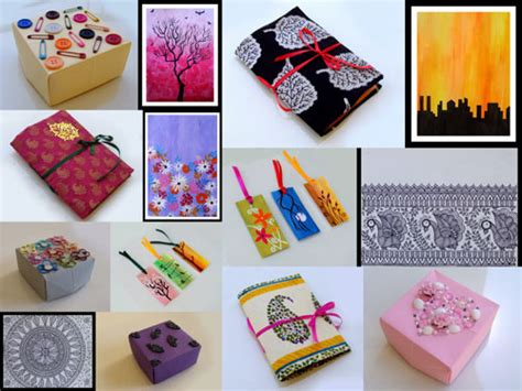 How To Make Handmade Items - handmade gifts infobharti