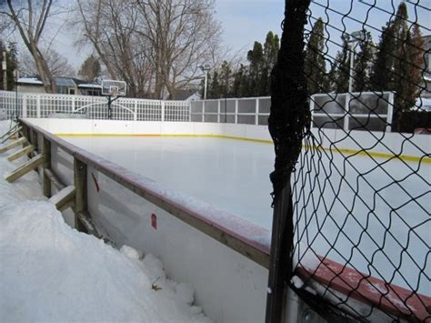 27 Best Images About Our Backyard Rink Projects On Backyard Rink Refrigeration