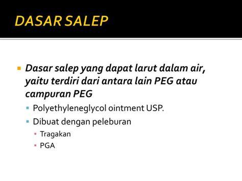 Salep Lanolin ppt salep powerpoint presentation id 2376955