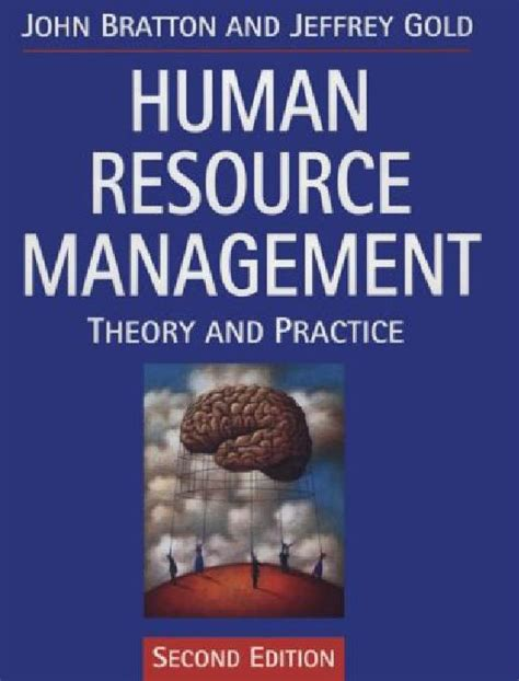 Human Resource Management Books For Mba Pdf by Human Resource Management Theory And Practice Coffee