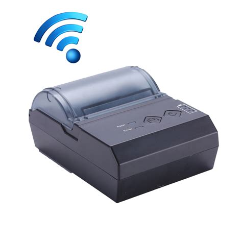 Printer Mini Portable 58mm portable wifi printer usb mini thermal pos bill