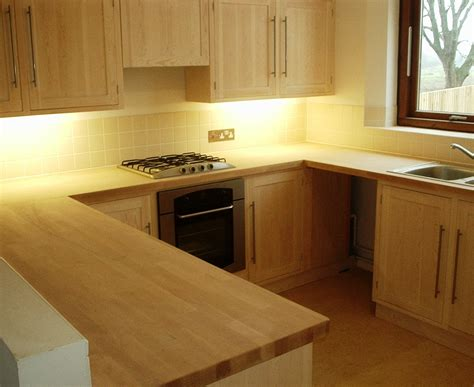 wood kitchen solid wood kitchen wooden worktops oak furniture somerset