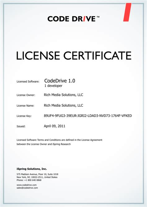 software license certificate template images awards certificates new calendar template site