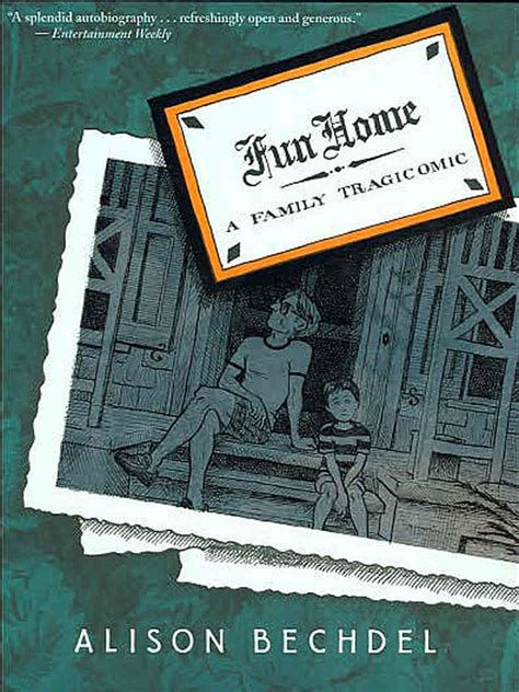 15 home a family tragicomic by alison bechdel