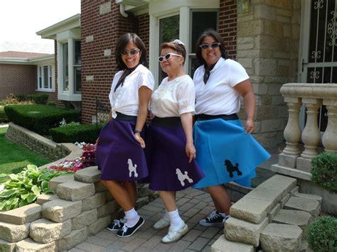 diy sock hop skirt 50s costume ideas diy diy do it your self