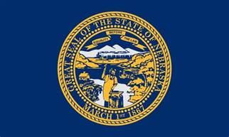 nebraska colors nebraska state flag coloring pages usa for