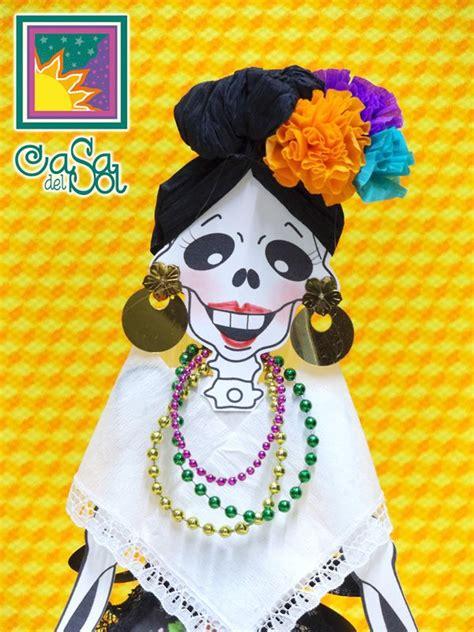 imagenes de una calavera vestida 17 best images about calaveras de papel on pinterest