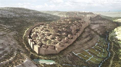 imagenes reales de jerusalen arque 243 logos aseguran encontrar la antigua jerusal 233 n b 237 blica