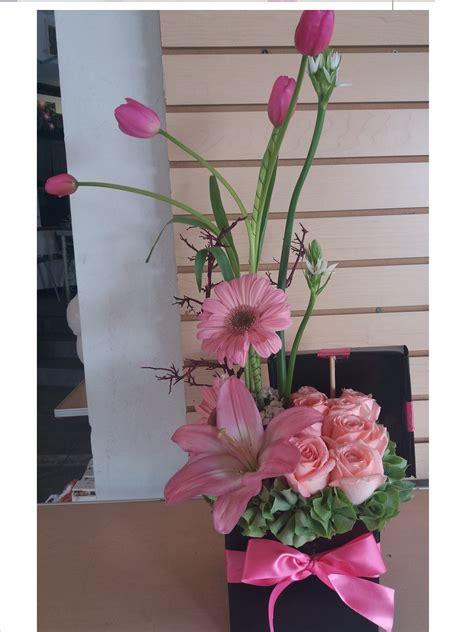 arreglo floral para podium decoflor floreria en chihuahua reparto de arreglos florales