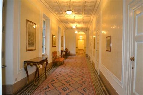 Hallway to our Room Picture of Quirinale Hotel, Rome TripAdvisor